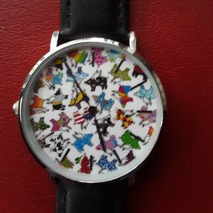 When Pigs Fly Novelty Watch